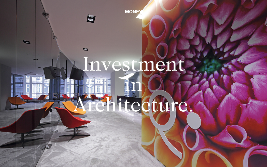 Investment in Architecture.